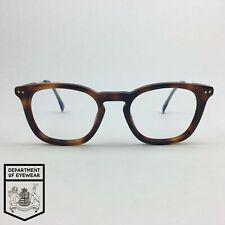 "HILFIGER eyeglass TORTOISE ""MOSCOT STYLE"" frame Authentic. MOD: 30403772"