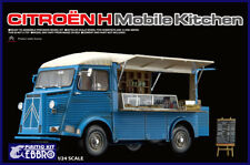 [EBBRO 25008] 1/24 CITROEN H Mobile Kitchen (PLASTIC KIT)