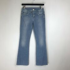 Silver Jeans - Tuesday Bootcut Distressed Wash - Tag Size: 26/31 (25x31) - #5732