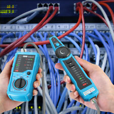 New Listingrj4511 Telephone Phone Wire Line Tracker Toner Tracer Tester Lan Network Cable