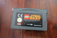 LEGO STAR WARS          -----    GAME BOY ADVANCE