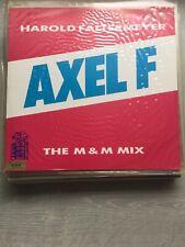 Harold Faltermeyer-Axel F 12 inch maxi single