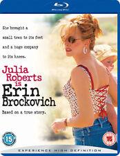 ERIN BROCKOVICH - BLU-RAY - REGION B UK