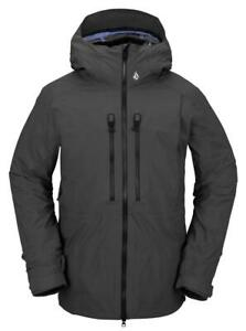 Volcom Guide GORE-TEX Men's Jacket Dark Grey