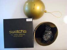 JINGLE SHINE! Swatch CHRONO PLASTIC NY X-MAS Special, LTD #94/170 Pcs! NIP-RARE!