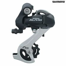 Shimano Alivio M410 7-8 Speed Rear Mech Black