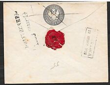 Russia covers 1853 3A imprinted cover
