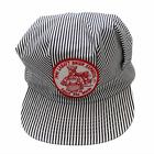 1990 Labatt Brier Express Sault St. Marie Train Conductor Snapback Cap Hat