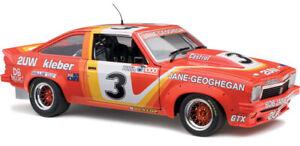 Bob Jane/Ian Geoghegan Torana A9X Torana 1977 Bathurst 1:18 Classic Carlectables
