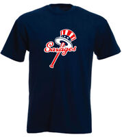Aaron Judge Gleyber Torres New York Yankees Savages in the Box T-Shirt