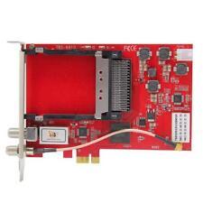 TBS 6910 DVB-S2 Dual Tuner Dual CI Slot PCIe Satellite Card