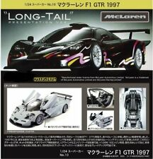Aoshima 1/24 McLaren F1 GTR 1997 Plastic Model Kit NEW from Japan