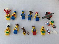 Castle Life For Pirates Islanders City Lego Vintage Monkey Minifigure Animal