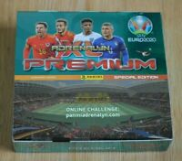 Panini Adrenalyn XL Uefa Euro EM 2020 1x Display Premium Booster Limited Edition