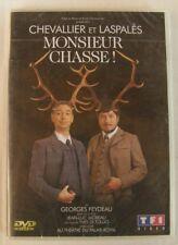 DVD CHEVALLIER ET LASPALES - MONSIEUR CHASSE - NEUF