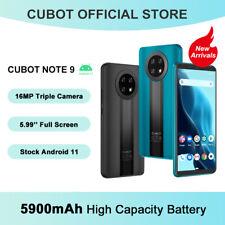 Cubot Cubot Note 9 3+32GB Handy Android 11 Smartphone Dual SIM 5900mAh
