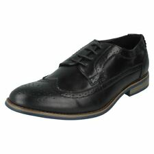 Regular Size Lace-up Synthetic Casual Shoes for Men