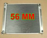 56mm 3 row Nissan Fairlady 300zx z32 Twin Turbo Aluminium Radiator