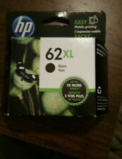 Hp 62 XL black ink cartridge