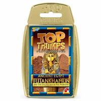 Top Trumps Card Game Ancient Egypt