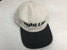 Adams Golf Tight Lies Embroidered Hat Adjustable Beige Black New