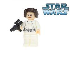 Principessa Leila - Star Wars - Minifigures Compatibile LEGO - Nuovo in Blister