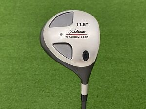 Titleist Golf TITANIUM 975D 11.5* DRIVER Right Handed Graphite Ultralite SENIOR