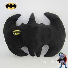 Dark Knight Rises Batman Sign Mark Pillow Car Throw Cushion Soft Plush Toy Doll
