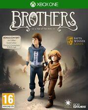Hermanos una historia de dos hijos para Xbox One Nuevo y Sellado