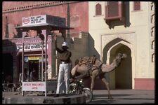 080098 Jaipur Traffic Police A4 Photo Print