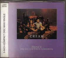 Prince-Cream cd maxi single