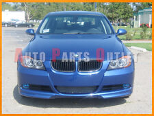 05-08 323i 328i 335i 4Dr/5Dr BMW E90 OE Front Bumper Splitter Lip - Select Color