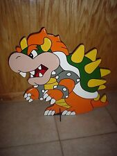 Mario Brothers Bowser stand up children's birthday party decorations supplies