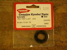 VZ220 Brake Disk 29 - Kyosho V-One V One VOne
