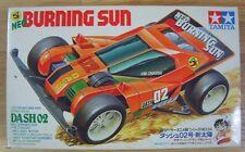Tamiya BURNING SUN DASH2   1/32 Racing Mini 4wd Series NO.34 NEW