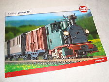 LGB 18440 BRAND NEW 2012 RELEASE 161 PAGE COLOR CATALOG BRAND NEW MINT! SALE!