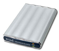 NEW BUSlink 2 TB Disk-On-The-Go Slim USB 2.0 Pocket External Hard Drive