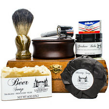 Ultimate Shaving Kit - Shaving Set - vintage shaving kit - mens shaving kit
