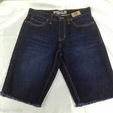 SHORTS DENIM MENS SIZE 30~ 4 POCKET & COIN POCKET BY ROUTE 66 NEW  FREE SHIPPING