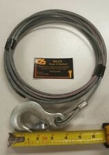 """Winch Cables, 3/16""""x25'"""