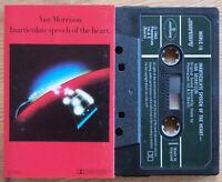 VAN MORRISON - INARTICULATE SPEECH ... (MERCURY MERLC160) 1983 UK CASSETTE TAPE