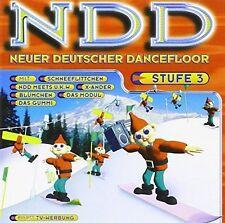 NDD 3-Neuer deutscher Dancefloor (1996) Blümchen, Das Modul, Joachim Wi.. [2 CD]