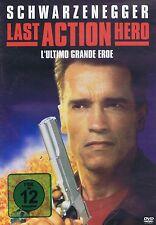 DVD - Last Action Hero - Arnold Schwarzenegger & F. Murray Abraham