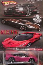 "Hot Wheels CUSTOM '90 Acura NSX ""High Performance"" Limited Edition #20/25 Made!"