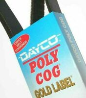 Dayco 5080810 Poly Rib Serpentine Belt