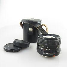 Für Praktica B PB Carl Zeiss Prakticar 1.4/50 MC Thorium Objektiv / lens