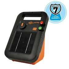 SOLAR S16 ELECTRIC FENCE ENERGISER - Gallagher Panel Fencing Battery Included