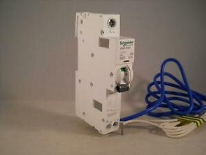 Schneider RCBO 32 Amp 30mA Type B 32A Acti9 iC60H Merlin Gerin A9D31832