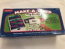 Lakeshore Learning Make A Word Flip Books