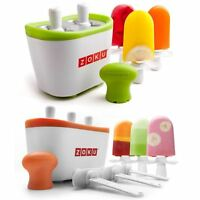 Zoku Duo and Triple Quick Pop Ice Cream Lolly Maker